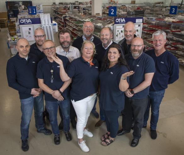 OTRA ansatte 2019 (Drammen)