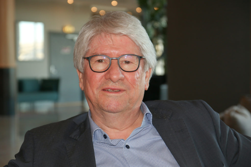 Prosjektleder for Landstrømsforum Tor S. Andersen