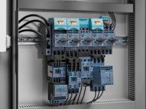 3RV29 trefase innmatingssystem og SIRIUS modulære motorstartere er en perfekt kombinasjon