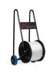 CABLE WALKER™- Flyttbart trommelstativ med hjul